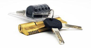 Ключалка за китайска входна врата