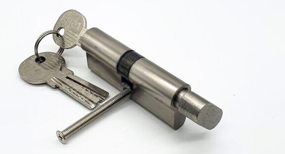 Патрон с ръкохватка за китайска брава