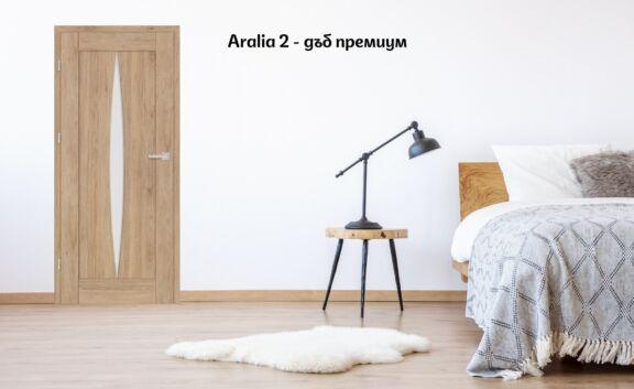 Интериорна врата Модел Aralia