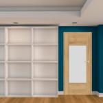 Интериорна врата Модел Budleja